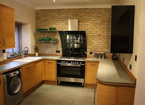kitchen brick wall tiles feature walls using brick tiles brick wall cladding 5136