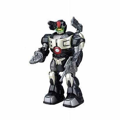 Robot Tech Hi Lyd X901 Sort Med