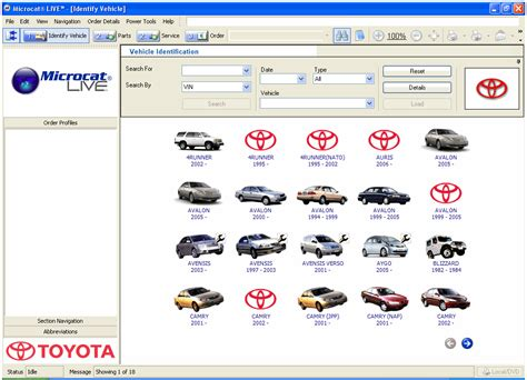 toyota on line toyota lexus live 2012 spare parts catalog spare parts