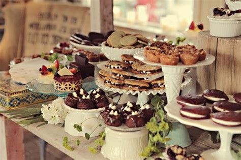 wedding dessert buffet diy dessert buffet ideas