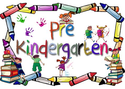 Prekindergarten Information