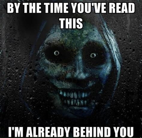 Scary Halloween Memes - horrifying house guest on tumblr