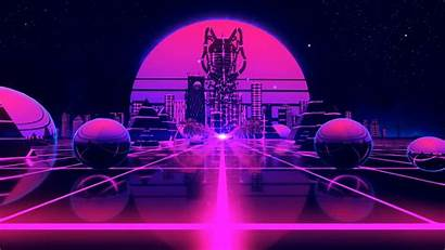 Synthwave Outrun Creative Commons Animation Syntwave
