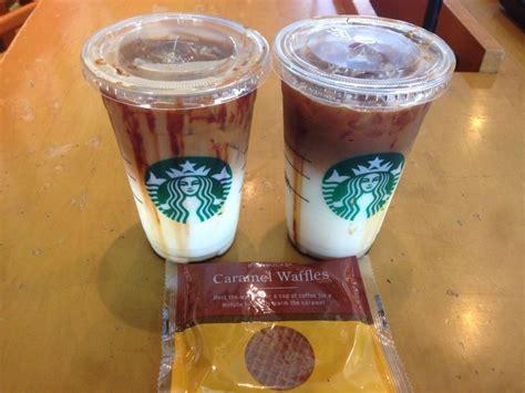 Talk about a steep latte factor — a copycat classic coffee starbucks frappuccino (using my i copy their caramel macchiatos all the time! Hazelnut Macchiato and Caramel waffle 😻   Starbucks frappuccino bottle, Caramel waffles ...