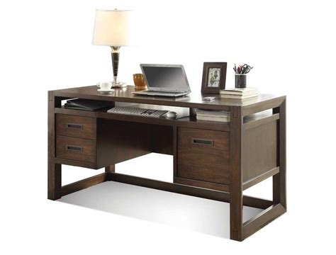 desk for your room home office computer desks with two left storage drawers