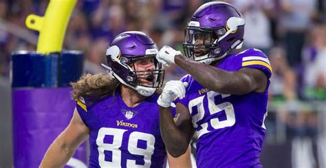 vikings  seahawks highlights  preseason win