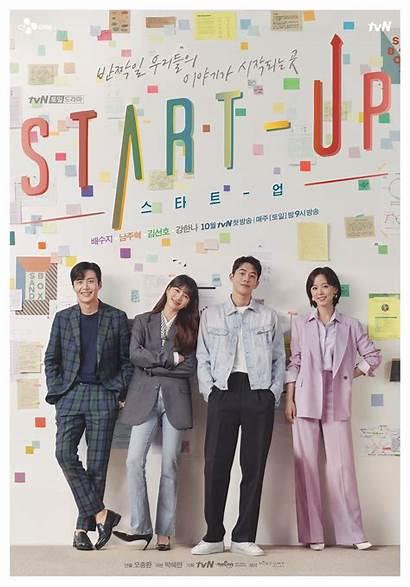 Drama Start Cast Summary Tvn Kdrama Poster