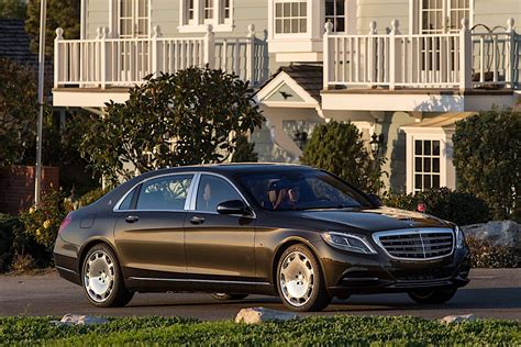 maybach car mercedes benz mercedes benz s class maybach x222 2015 2016