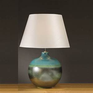 Large table lamps lighting and ceiling fans