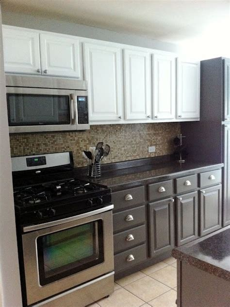 How to paint over oak kitchen cabinets   My DIY Projects