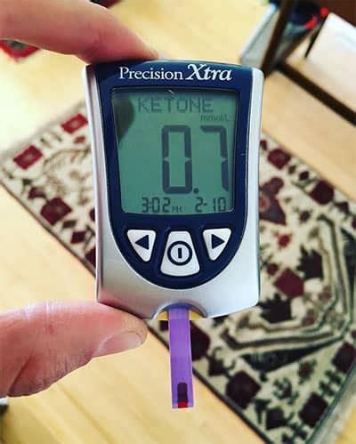 ways  measure  ketones urine blood breath