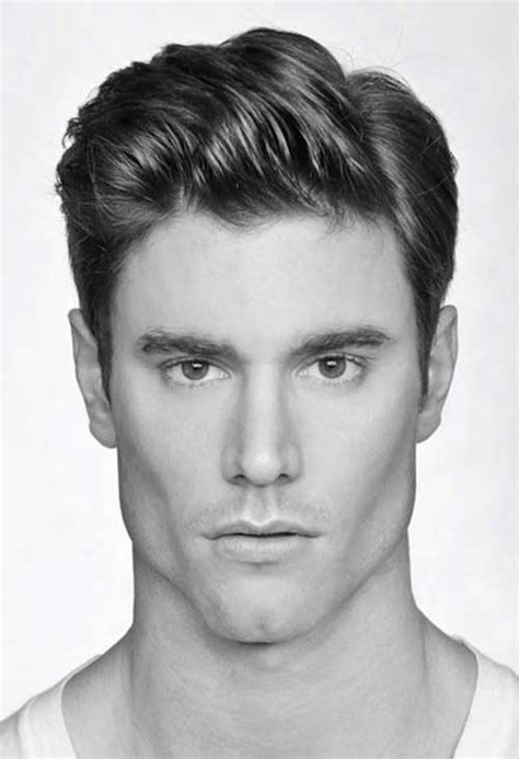 15 medium length haircuts for men mens hairstyles 2018