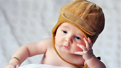 Cute Baby 4k Wallpaper