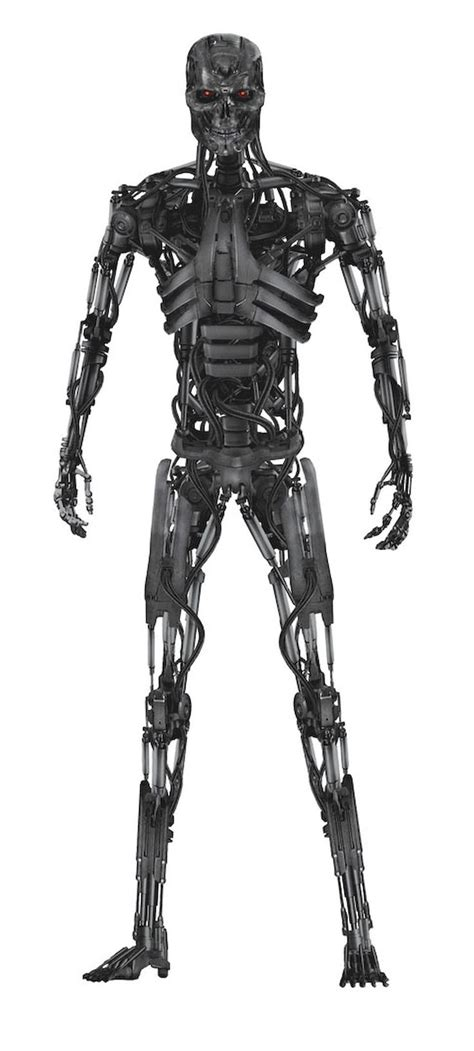 Terminator Salvation, Marcus Right endoskeleton