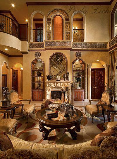 Toskana Haus Inneneinrichtung by Agatha O Agatha O Stylish Living Tuscan Living