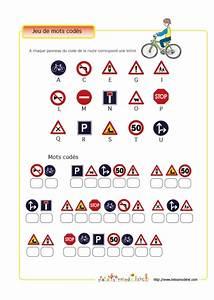 Jeu Code De La Route : jeu de mots cod s s curit routi re 1 t te modeler code de la route s curit routi re ~ Maxctalentgroup.com Avis de Voitures