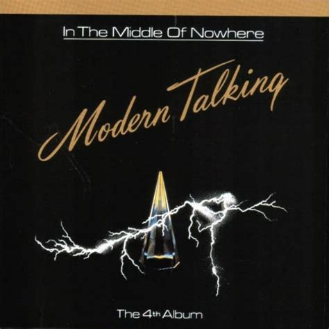 modern talking in the middle of nowhere the 4th album vinyl