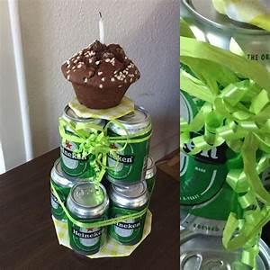 Bier Torte Basteln : 25 beste idee n over bier taart cadeau op pinterest ~ Lizthompson.info Haus und Dekorationen