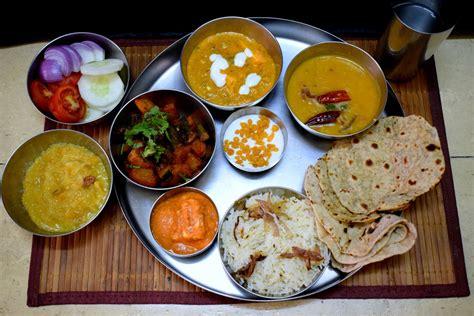 list of international cuisines punjabi thali menu