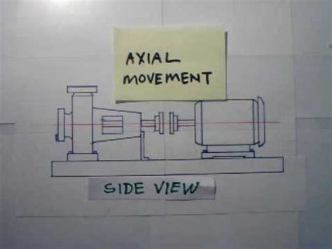 shaft coupling alignment youtube