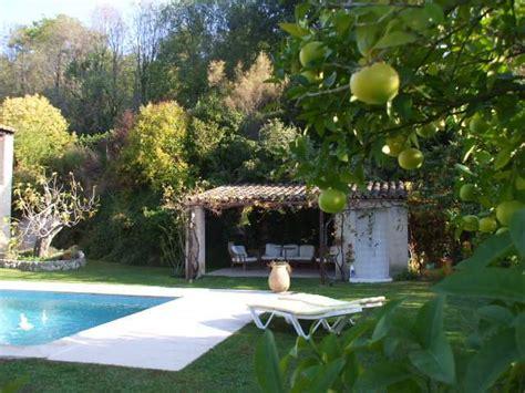chambre d hote paul de vence villa st paul de vence avec piscine chauffée chambre d