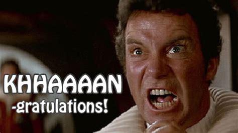 Star Trek Happy Birthday Meme - 21 star trek memes that will make you shatner yourself diply