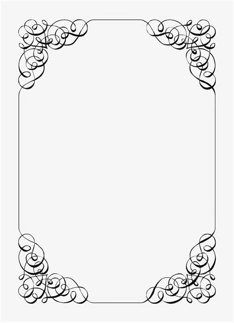 contoh desain bingkai undangan pernikahan informasi