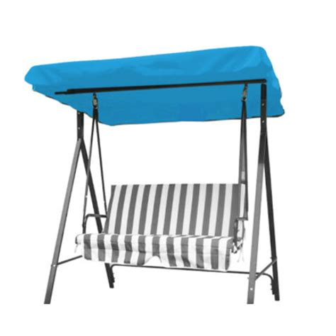 Replacement Hammock Canopy by 2 3 Seaters Swing Chair Garden Hammock Anti Uv Replacement