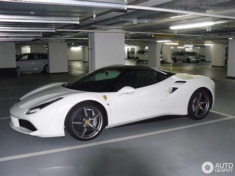 The car replaced the 458. Ferrari 488 GTB - 9 August 2015 - Autogespot