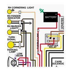 Ford Falcon Color Wiring Diagram Fordfalconparts