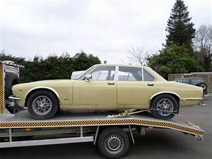 1982 Jaguar Xj6 Rare 5 Speed Manual Model For Spares Sold