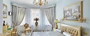 Grand Miroir Chambre : grand miroir dor id es pour une d coration int rieur r ussie ~ Teatrodelosmanantiales.com Idées de Décoration