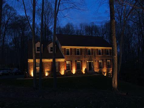 lighting outside house ideas led light design landscape low voltage led outdoor