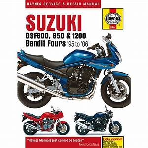 1998 Suzuki Bandit 600 Wiring Diagram