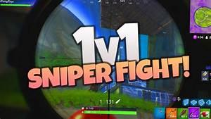 1v1 SNIPER FIGHT! - PS4 Fortnite SolosGameplay LIVE! - PS4 ...