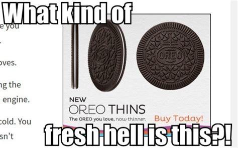 Oreo Meme - oreo meme by random fnaf fangirl on deviantart