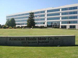 American Honda Motor Company - Wikipedia