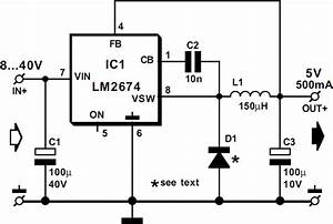 Lm2674 5v Switch Mode Power Supply