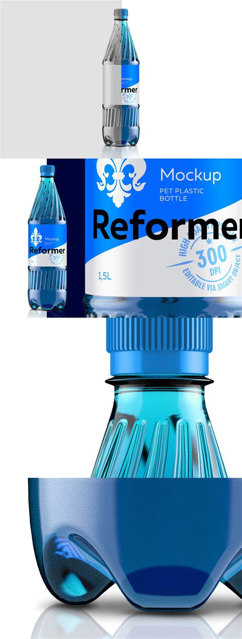 Please note, the 3d model is intentionally simplified and optimized for viewing in your. Free Pet Plastic Bottle Mockup Pack ~ Creativetacos