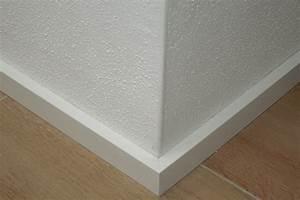 Sockelleisten Weiß Holz : wei e fu leisten haus dekoration ~ Michelbontemps.com Haus und Dekorationen