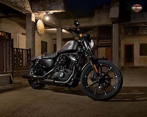 Harley Davidson Iron : 2016 harley davidson iron 883 receives suspension upgrades autoevolution ~ Medecine-chirurgie-esthetiques.com Avis de Voitures