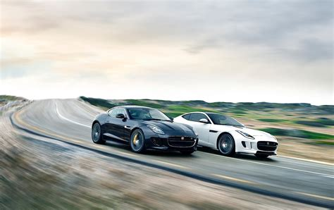 Jaguar F Type Coupe 2018 2018 2018 Autoevolution