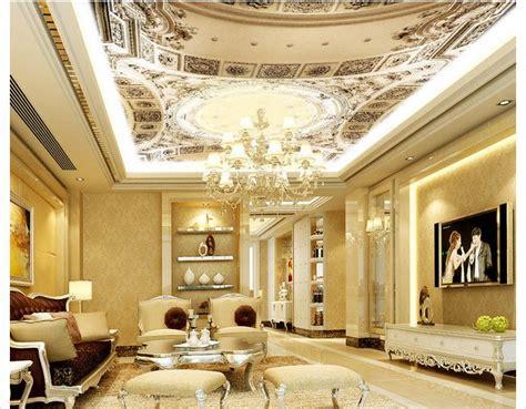 customized  wallpaper  ceiling wallpaper murals royal