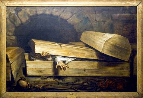nineteenth century obsession  premature burial