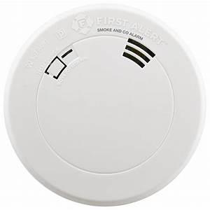 Smoke  U0026 Carbon Monoxide Alarm With Voice And Location