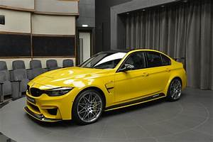 Bmw E46 M3 : speed yellow bmw m3 gets all the bells and whistles ~ Dode.kayakingforconservation.com Idées de Décoration