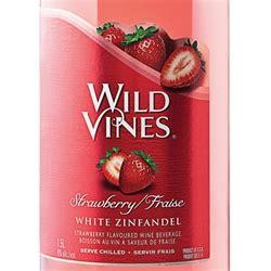 Zinfandel Blanc Strawberry Wild Vines   V-no.ca