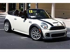 Mini Cooper Automatique : buy used 2012 mini cooper s convertible auto turbo 3 700 miles mint condition bal of warr in ~ Maxctalentgroup.com Avis de Voitures