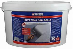 Putz Von Der Rolle : wilckens putz von der rolle rollputz 20 kg ebay ~ Frokenaadalensverden.com Haus und Dekorationen