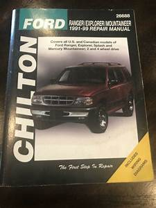Chilton Repair Manual 1991
